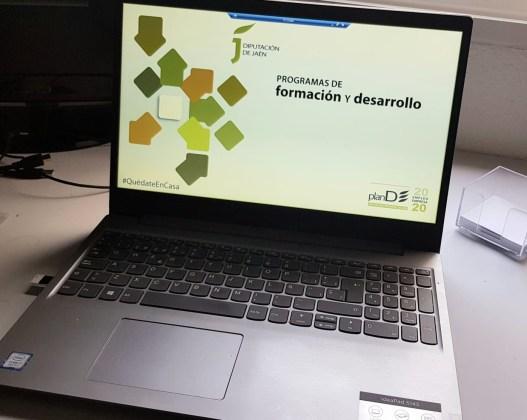 programa de formación online