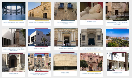 La Consejería de Cultura celebra el Día Internacional de los Museos con actividades 'online'.