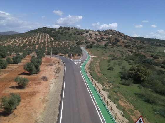 Mejoras de carreteras