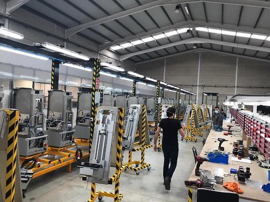 Diputación de Jaén concede 620.000 euros a la empresa Directedmetal 3D para generar 20 puestos de trabajo.