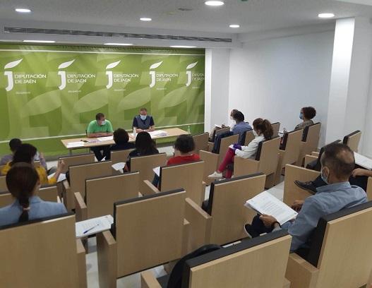 La Diputación crea un grupo de trabajo de lucha contra el cambio climático para implementar los ODS de la Agenda 2030.