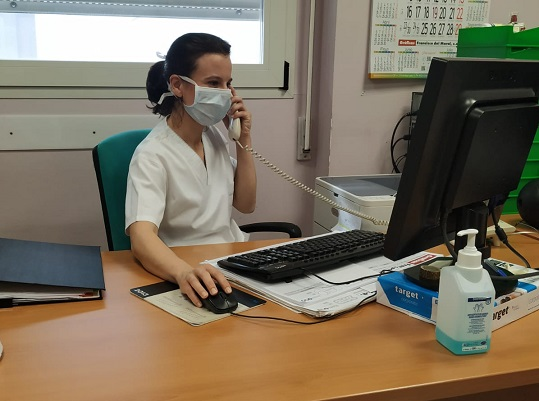 El Hospital Alto Guadalquivir de Andújar se prepara para normalizar su actividad asistencial.