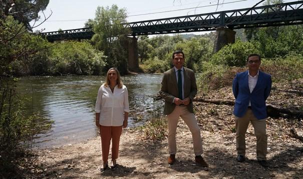 Puente del río Jándula