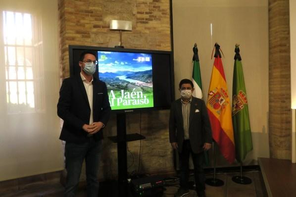 Campaña turística de la Diputación de Jaén
