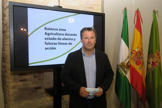 Diputación realizará en octubre una nueva feria Degusta Jaén adaptada a las normas sanitarias impuestas por el Covid-19.