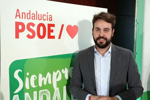 """El PSOE defiende el mantenimiento del presupuesto de la PAC y advierte al PP de que el Parlamento Europeo tiene mayoría de derechas: """"la pelota está en su tejado""""."""