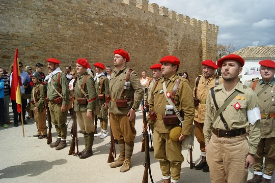 La página web sobre la Batalla de Lopera continúa con su labor de divulgación histórica.