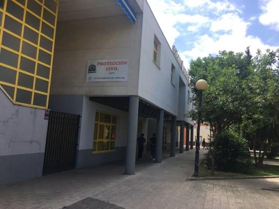 Salas de estudio de Andújar