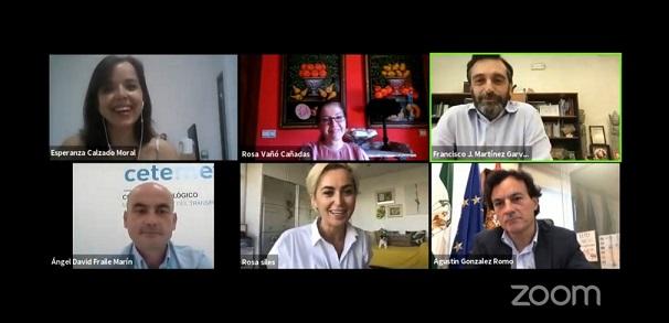 Avanzar en la digitalización y en la gestión, retos de las empresas de Jaén para recuperarse.