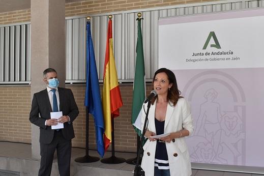 Educación invierte más de 13 millones de euros en 31 colegios de la provincia de Jaén.