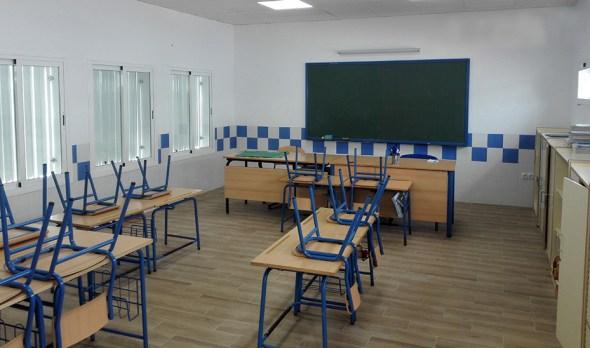 Colegios de Andalucía