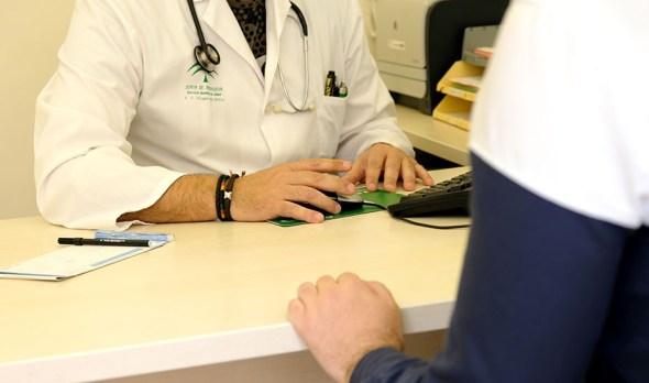 Centros de salud en verano