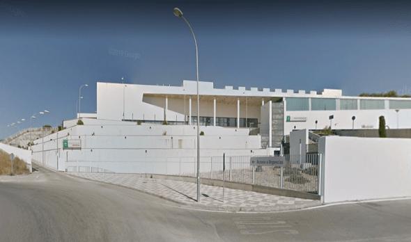 Accidente en Alcalá la Real