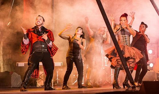 Teatro, circo y danza para las noches de verano en Andalucía.
