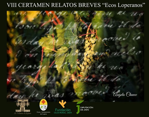 Manuel Luque Tapia se alza con el primer premio del Certamen de Relato Corto 'Ecos Loperanos'.