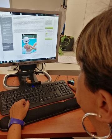 La web del Hospital de Jaén ofrece consejos para cuidar la salud durante este verano.