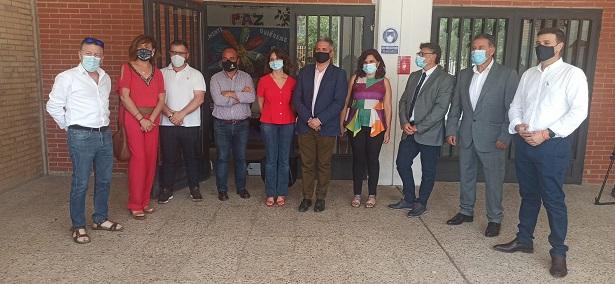 Las Escuelas de Verano de la Consejería de Igualdad atienden en Jaén a 286 menores.