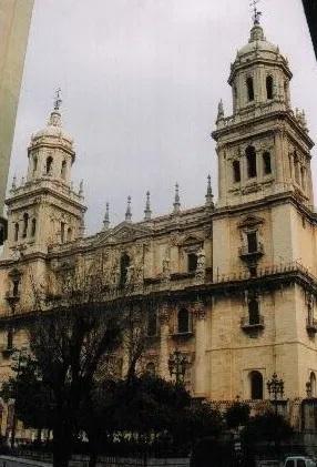 La Consejería de Cultura da luz verde a la obra de emergencia en la cubierta de la Catedral de Jaén.