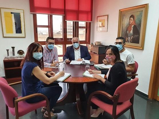 La Consejería de Cultura reduce en Jaén de 9 a 2 meses el plazo para resolver expedientes.