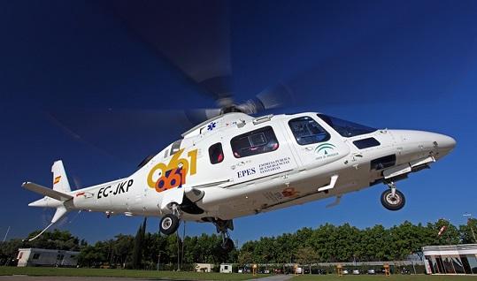 Herido un hombre de 60 años tras caer del tejado de una nave a una altura de 15 metros en Bailén.