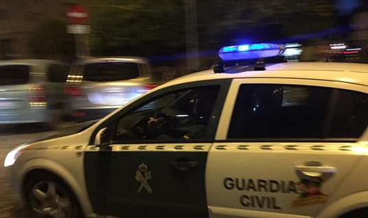 Detenido un vecino de Bailén como presunto autor de un delito de robo con violencia e intimidación.