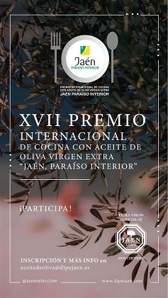 Los chefs interesados en el Premio de Cocina con AOVE de Diputación podrán presentar recetas hasta el 7 de septiembre.