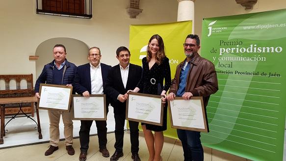 Abierto hasta el 15 de octubre el plazo para presentar trabajos al Premio de Periodismo y Comunicación de Diputación.
