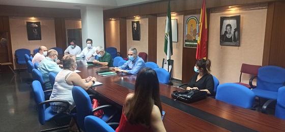 Educación ejecuta obras en todos los IES de Jaén para adaptarlos a los protocolos Covid.