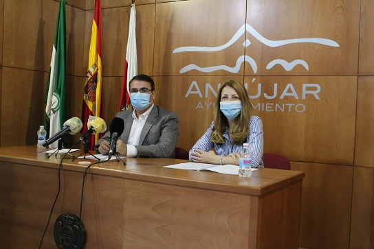El Ayuntamiento de Andújar pone en marcha una línea de ayudas para ayudar al tejido productivo de Andújar que se ha visto afectado a raíz de la pandemia ocasionada por el Covid-19.