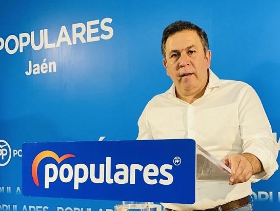 """El PP de Jaén destaca el """"esfuerzo"""" del gobierno de Juanma Moreno para que los ayuntamientos puedan seguir atendiendo a los más vulnerables."""