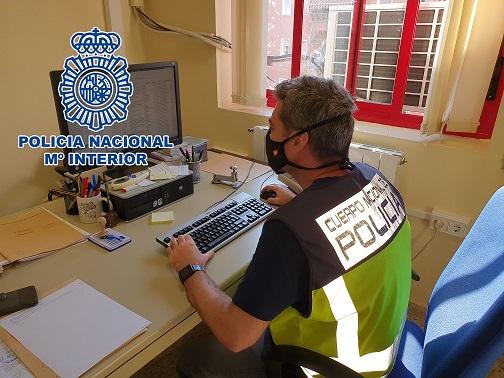 La Policía Nacional desmantela en Jaén un centro privado de formación donde se impartían clases con profesores no titulados.