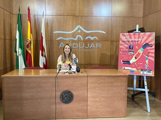 El Festival de Circo Contemporáneo llega por cuarto año consecutivo al municipio de Andújar los días 2 y 3 de Octubre.
