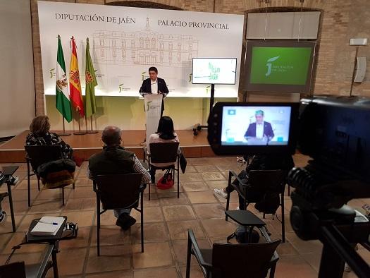 Diputación promueve una iniciativa para poner en valor a Jaén como lugar ideal donde desarrollar un proyecto de vida.