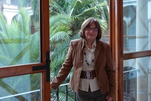 Adela Tarifa es reelegida como consejera directora del Instituto de Estudios Giennenses de la Diputación.