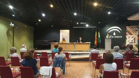 El Centro Andaluz de las Letras homenajea en Jaén a la figura del escritor Emilio Lledó.