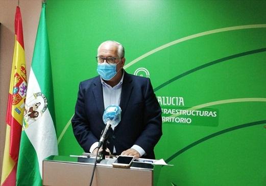 Fomento contribuye con 700.000 euros a financiar tres proyectos de Marmolejo, Cazorla y Andújar.