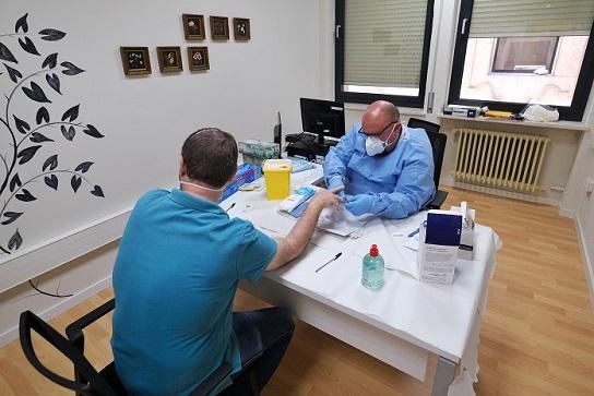 Concluyen los cribados voluntarios en 13 ciudades y municipios andaluces.