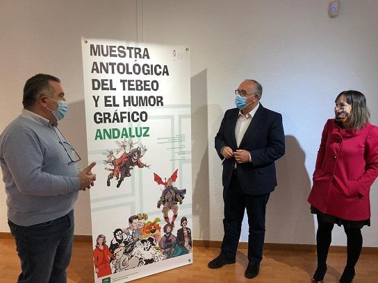 El Centro Andaluz de las Letras muestra la historia del tebeo y el humor gráfico andaluz.