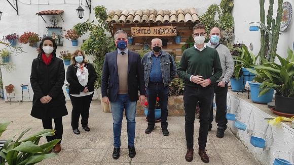 Igualdad invierte 235.000 euros en la reforma de 5 centros de participación activa de Jaén.