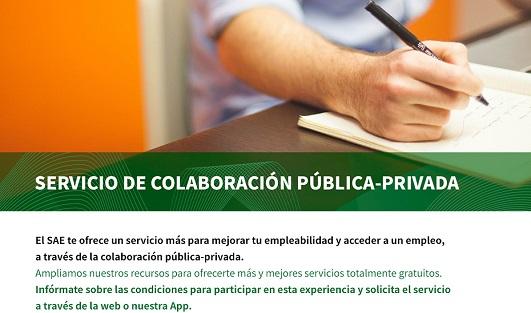 Empleo inicia un proyecto de colaboración público-privada para atender a 4.000 desempleados con dificultades de inserción.