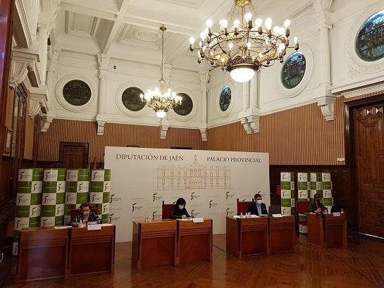 Diputación canalizará las aportaciones de los ayuntamientos a los proyectos presentados al Plan de Recuperación del Gobierno.