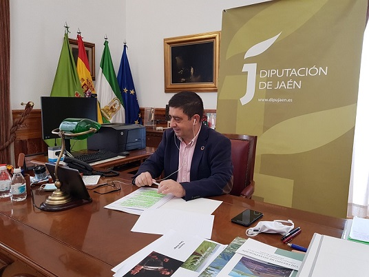 Francisco Reyes asume la presidencia del Fondo Andaluz de Municipios para la Solidaridad Internacional (FAMSI).