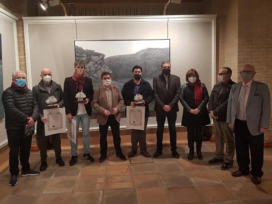 Francisco Reyes destaca el apoyo del IEG a la pintura y a los creadores a través de certámenes como el 'Emilio Ollero'.