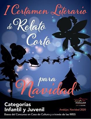 Impulso de la lectura y la actividad artística con el I Certamen Literario de Relato Corto para Navidad.
