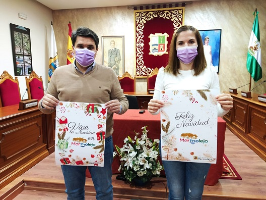 El Ayuntamiento de Marmolejo presenta una programación de Navidad virtual y para todas las edades.