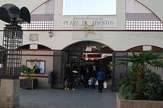 El Ayuntamiento de Andújar invierte 280.000 euros en la mejora, acondicionamiento y accesibilidad del mercado de abastos en el marco de la EDUSI.