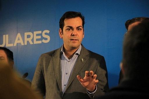 """Requena pregunta a Sánchez por el proyecto de ampliación del Archivo Histórico Provincial porque """"no queremos que se quede en otra promesa incumplida del PSOE""""."""
