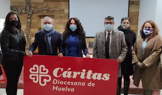 Igualdad concede a Cáritas una ayuda de urgencia de dos millones para familias vulnerables por el Covid.