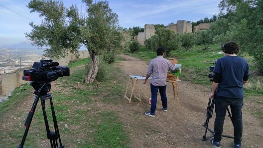 """El diputado de Promoción y Turismo hace una valoración """"muy positiva"""" de la Fiesta Virtual del Primer Aceite de Jaén."""