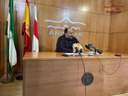 Medio Ambiente de Andújar impulsa el II Encuentro Andaluz Virtual Online sobre Sostenibilidad Municipal 2021.